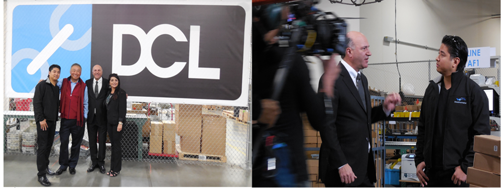 Shark Tank's Mr  Wonderful and Breathometer's CEO Visit DCL