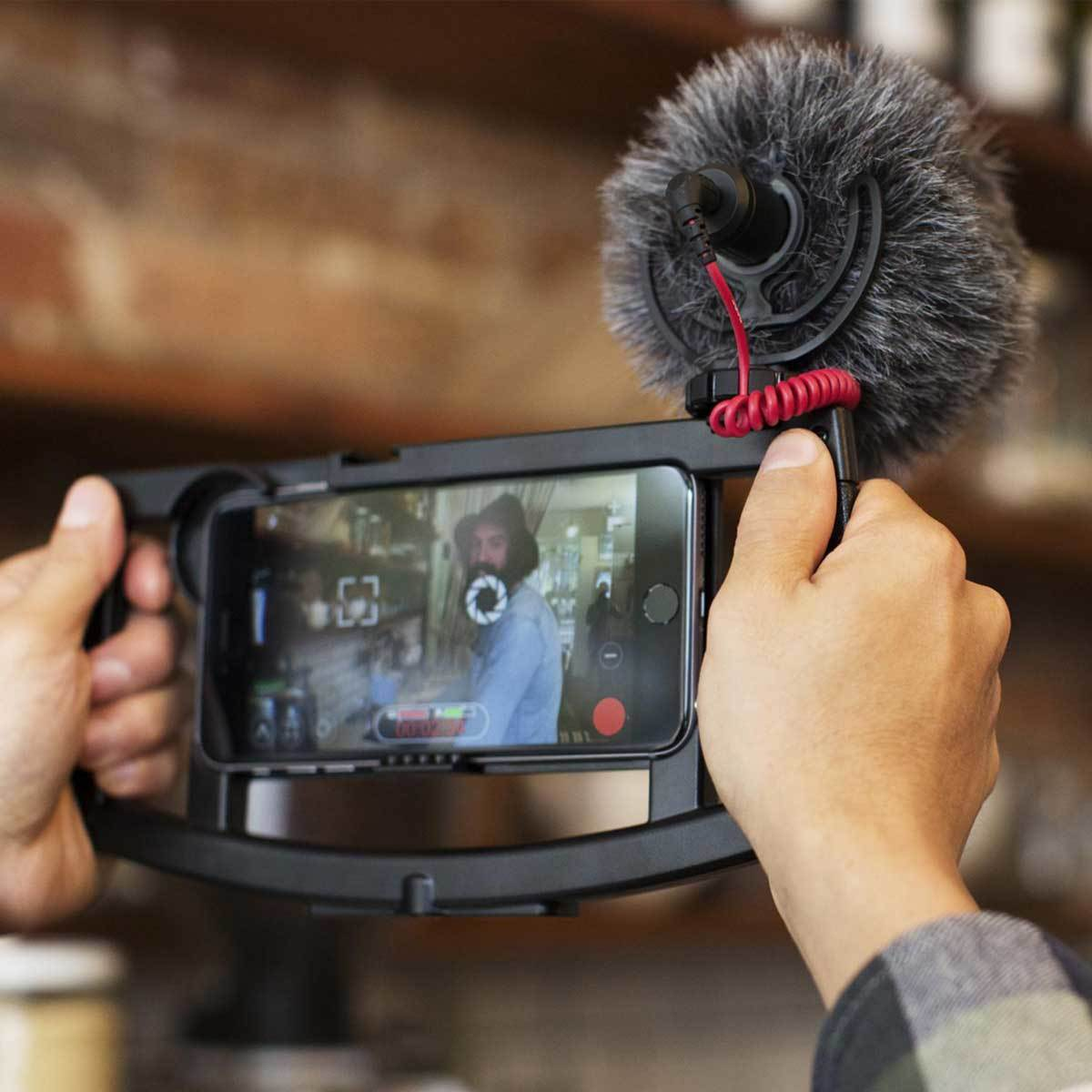 Customer Spotlight: iOgrapher Puts Filmmaking in Everyone's Hands