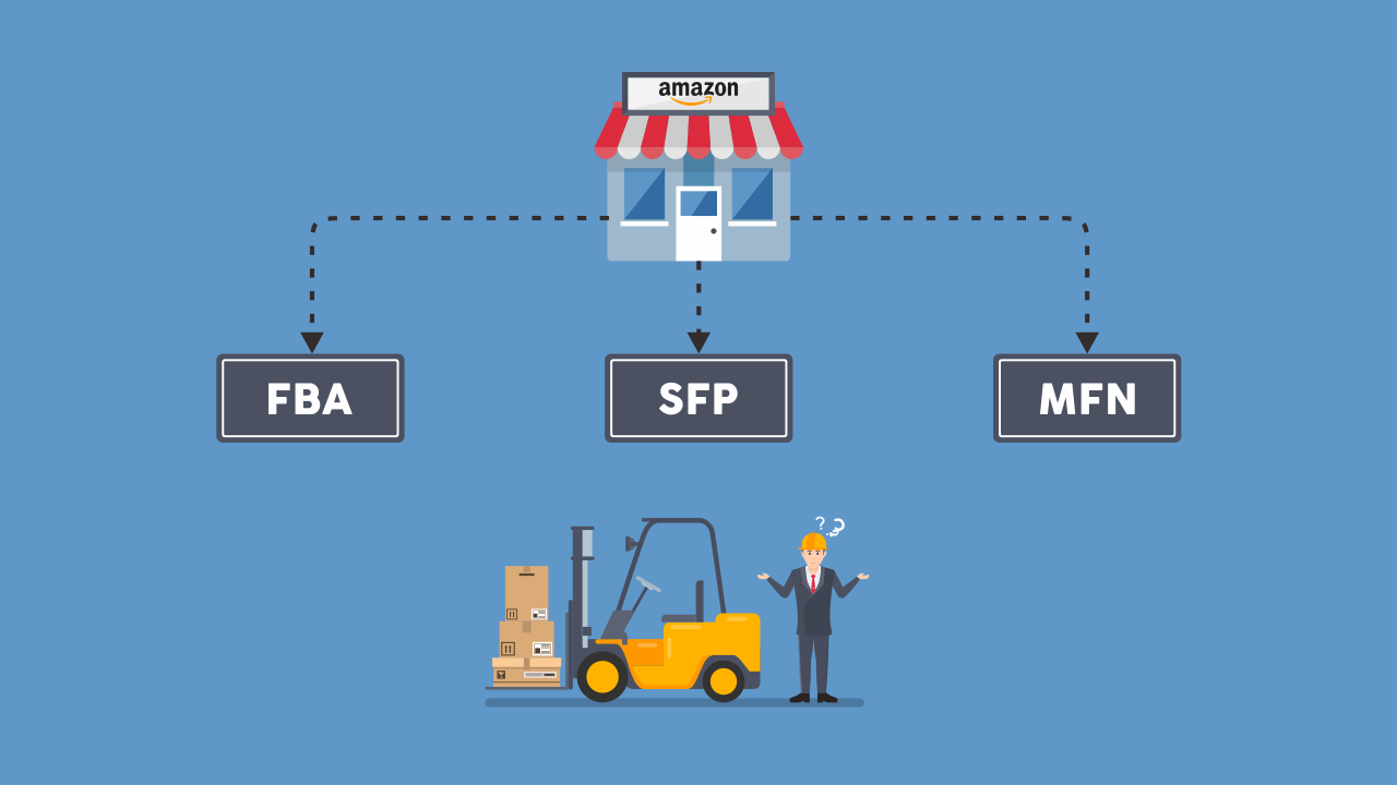Selecting the Right Amazon Fulfillment Option