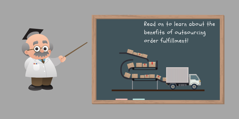 Outsourcing Order Fulfillment 101