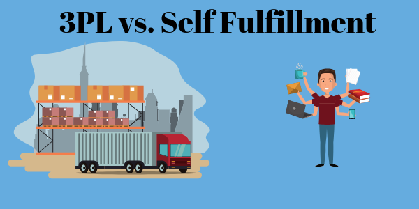 What is Right for Your Company? Deciding Between Self Fulfillment and Outsourcing to a 3PL