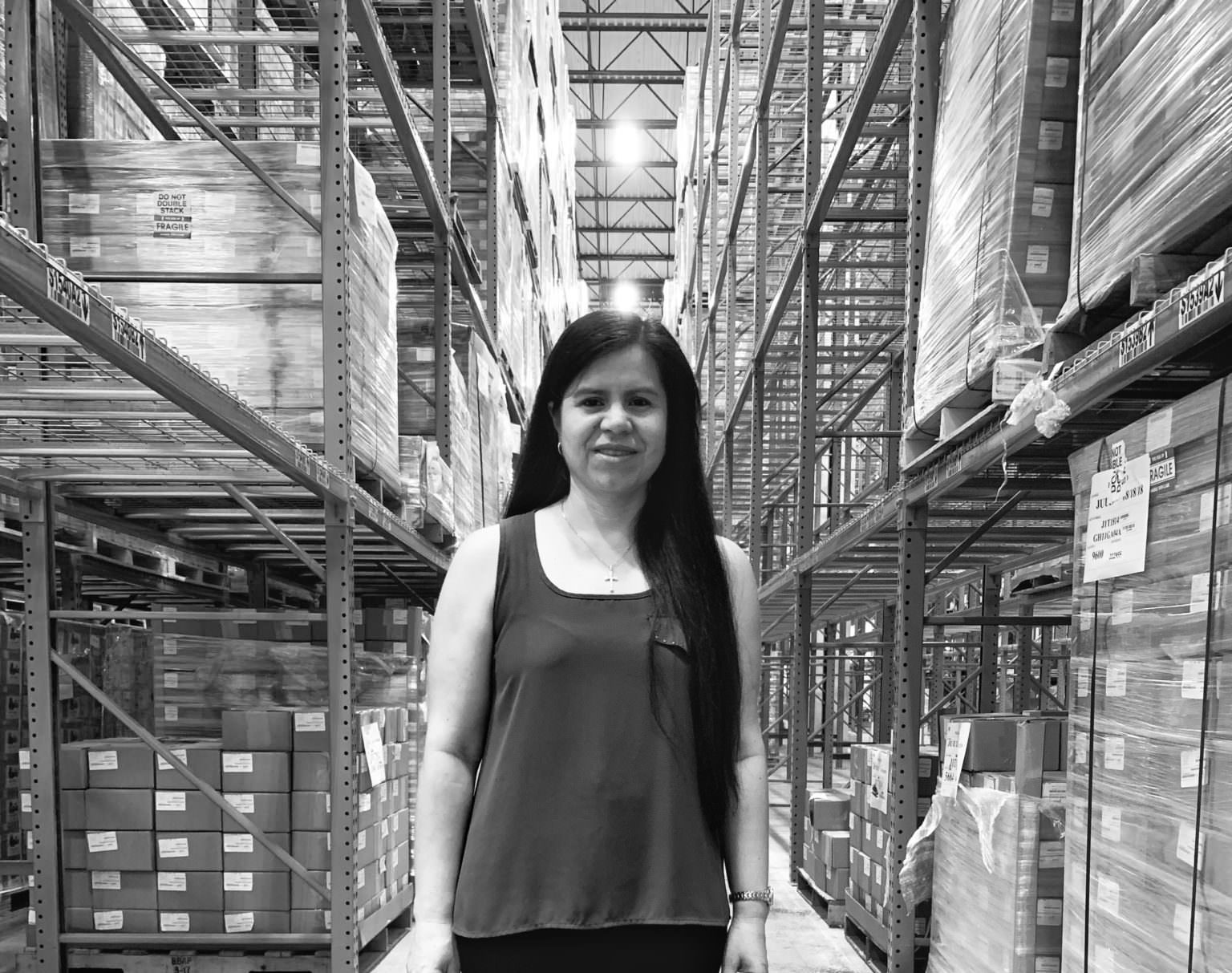 Bringing all the Ambition and Operational Rigor to Louisville—an Employee Spotlight with DCL Logistics Operations Manager, Rosa Hurtado